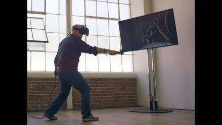 Animador de Disney dibuja a 'La Sirenita' en realidad virtual