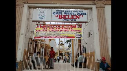 Lambayeque: japoneses visitarán hospital Belén para ayuda por FEN