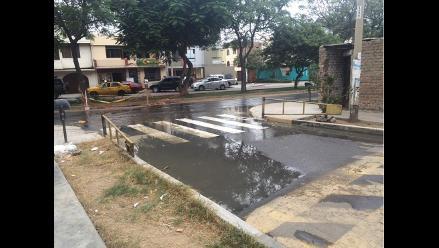 Alcantarillado de Trujillo colapsará por Fenómeno El Niño