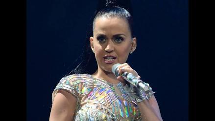Katy Perry: si llevas esto no podrás ingresar a su concierto