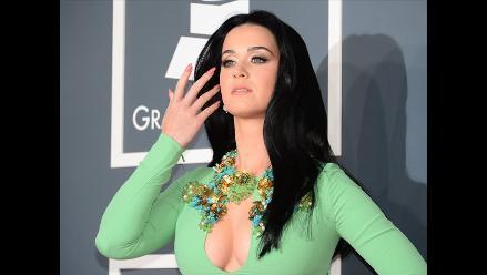 Katy Perry disfruta del café peruano antes de su concierto