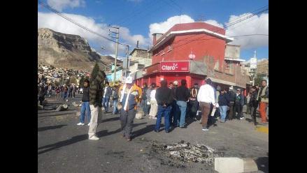 Puno: plantearán paro nacional indefinido contra concesiones mineras