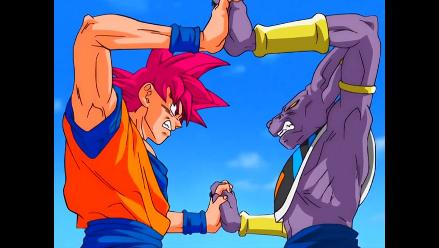 Dragon Ball Super: ¡La pelea entre dioses!