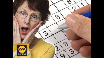 Alzheimer: Sudoku ayuda a protegernos de esta enfermedad