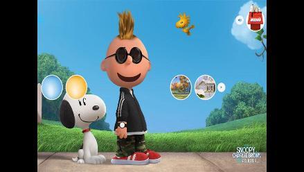 Ya puedes crear tu propio personaje de Snoopy
