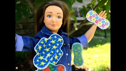 ¡Ahora Barbie también tendrá la menstruación!