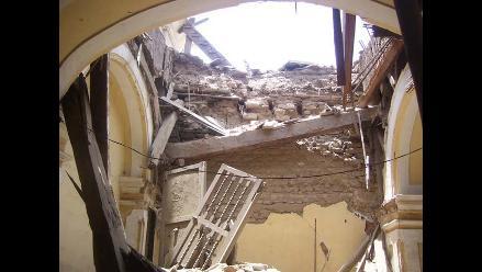 Ica: suscriben acuerdo conservación de la Catedral