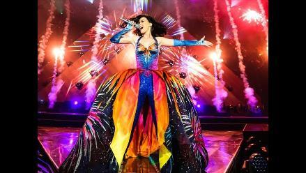 Katy Perry en Lima: tuiteros comparten fotos del concierto