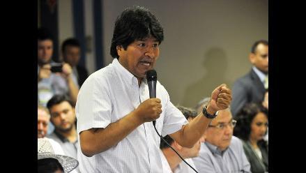 Morales cree que Bachelet prepara a Chile ante posible resultado adverso en CIJ