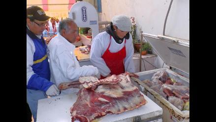 Piura: se reduce venta de carne de res en mercados por temor a ántrax