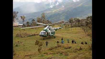 Cusco: hallan tres muertos y restos de helicóptero siniestrado en Urubamba