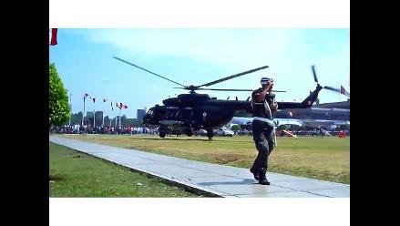 Ministerio de Defensa activa SAR para búsqueda de helicóptero
