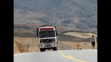 Puno: verificaron avance de trabajos en autopista Puno – Juliaca