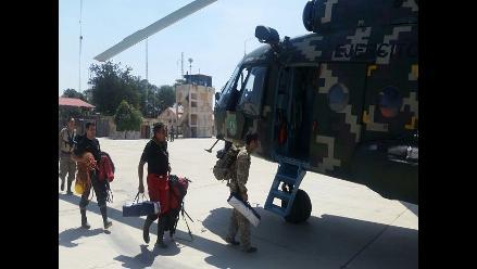 Cusco: suspenden labores de rescate de fallecidos en helicóptero