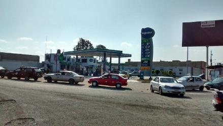 Huánuco: huelga de griferos deja sin combustible a usuarios por tercer día