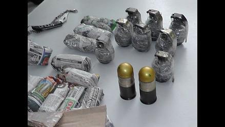 Fiscal aclara caso de detención a militares por caso de granadas