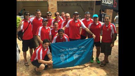 Perú ganó todas las categorías del Campeonato Master de Squash en Colombia