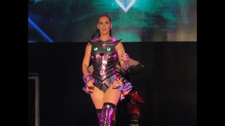 Katy Perry en Lima: mira el show en imágenes