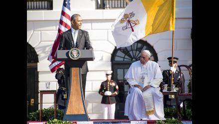 El papa a Obama: