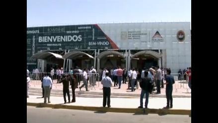 ¿Cómo se desarrolló el segundo día de Perumin en Arequipa?