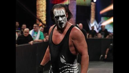 WWE: Sting y las novedades sobre su lesión en el cuello
