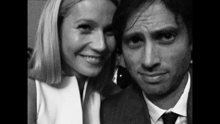¿Gwyneth Paltrow presentó a su nuevo novio?