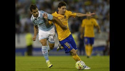 Barcelona no es más líder en España tras caer goleado 4-1 ante Celta de Vigo