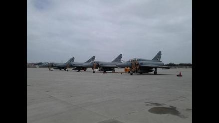 Chiclayo: 40 agentes de la FAP entrenan para estrategias de defensa