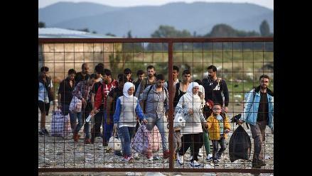 Austria pide 1.000 millones de euros para refugiados en Oriente Medio