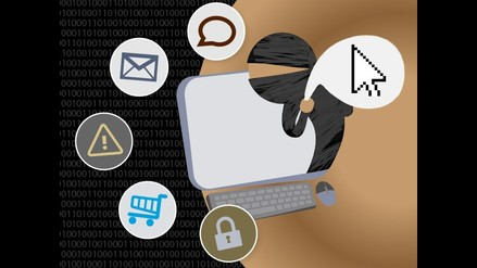Interactivo: ¿Cómo evitar ser víctima de los delitos informáticos?