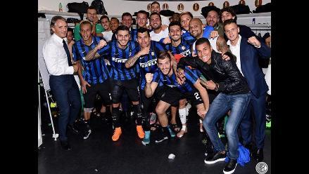 Inter de Milán permanece puntero e invicto en la liga italiana