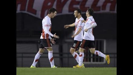 Copa Sudamericana: River Plate inició defensa del título venciendo 2-0 a LDU de Quito