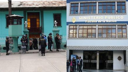 Cajamarca: dos fiscales y tres policías son acusados de corrupción