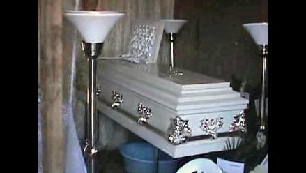 Tumbes: velan a madre e hija que fallecieron por presunta negligencia médica