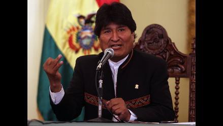 Evo Morales llama a Chile al diálogo tras fallo de la CIJ