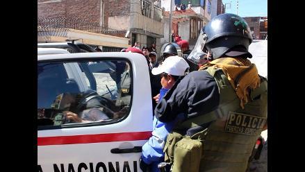 Arequipa: detienen a sujeto acusado de violación en Aplao
