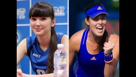 Estas son las mujeres más bellas del mundo del deporte