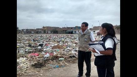 Chiclayo: leonardinos a la merced de males dérmicos por basurales