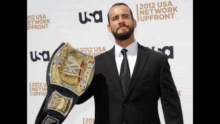 UFC: excampeón de WWE retó a CM Punk a una pelea en el octágono