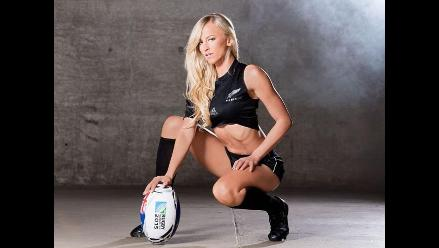 WWE: las Divas escogieron a sus favoritos en el Mundial de Rugby 2015