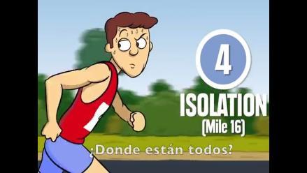 Maratón RPP Scotiabank 2016: Conoce las 8 fases por las que pasa un corredor
