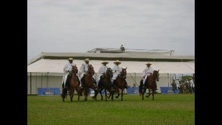 Trujillo: expectativa por 56° Concurso Regional de Caballos de Paso