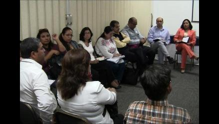 Lambayeque: forman Mesa Regional de Protección a Poblaciones por el FEN