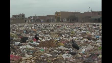 Establecimientos de Salud en alerta por cúmulos de basura en J.L.Ortiz