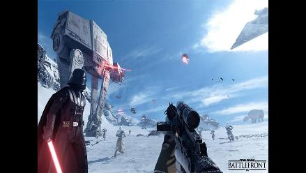 Star Wars Battlefront lanzará versión beta el 8 de octubre