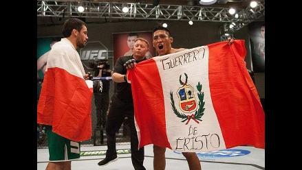 UFC: peruano Enrique Barzola venció a Jonathan Ortega en el TUF