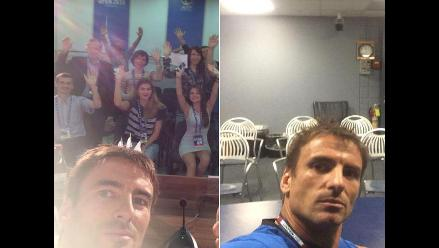 Twitter: Tommy Robredo logra llenar de periodistas su conferencia de prensa