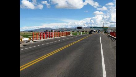 Puno: aseguran que autopista Juliaca-Puno si tiene expediente técnico