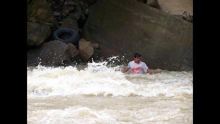 Amazonas: pescador artesanal falleció ahogado en río Utcubamba