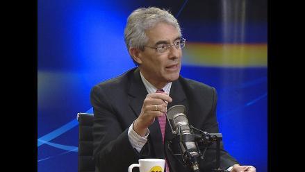 Andrade: Decretos bajo delegación de facultades están sujetos a revisión